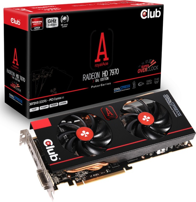 Club3d HD 7970 royalAce 01