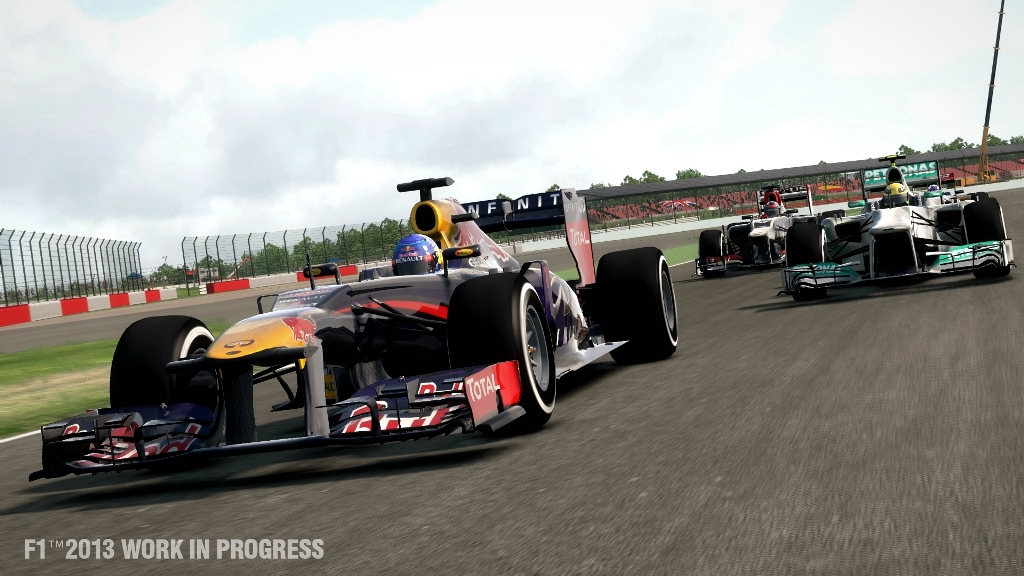 Codemasters lancia F1 2013 accompagnato da un trailer