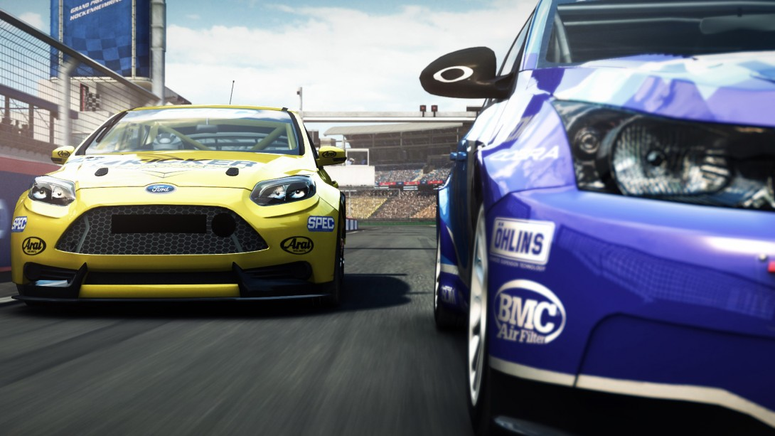 GRID Autosport da oggi disponibile all'acquisto
