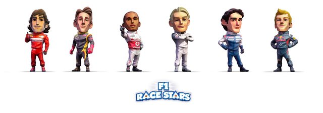 codemasters f1 race stars piloti