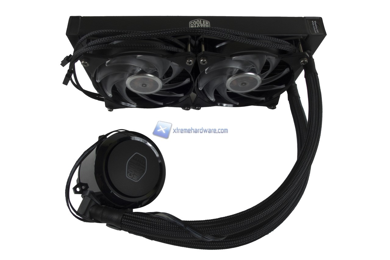 Cooler Master MasterLiquid ML240R RGB - Addressable AIO per Cooler Master