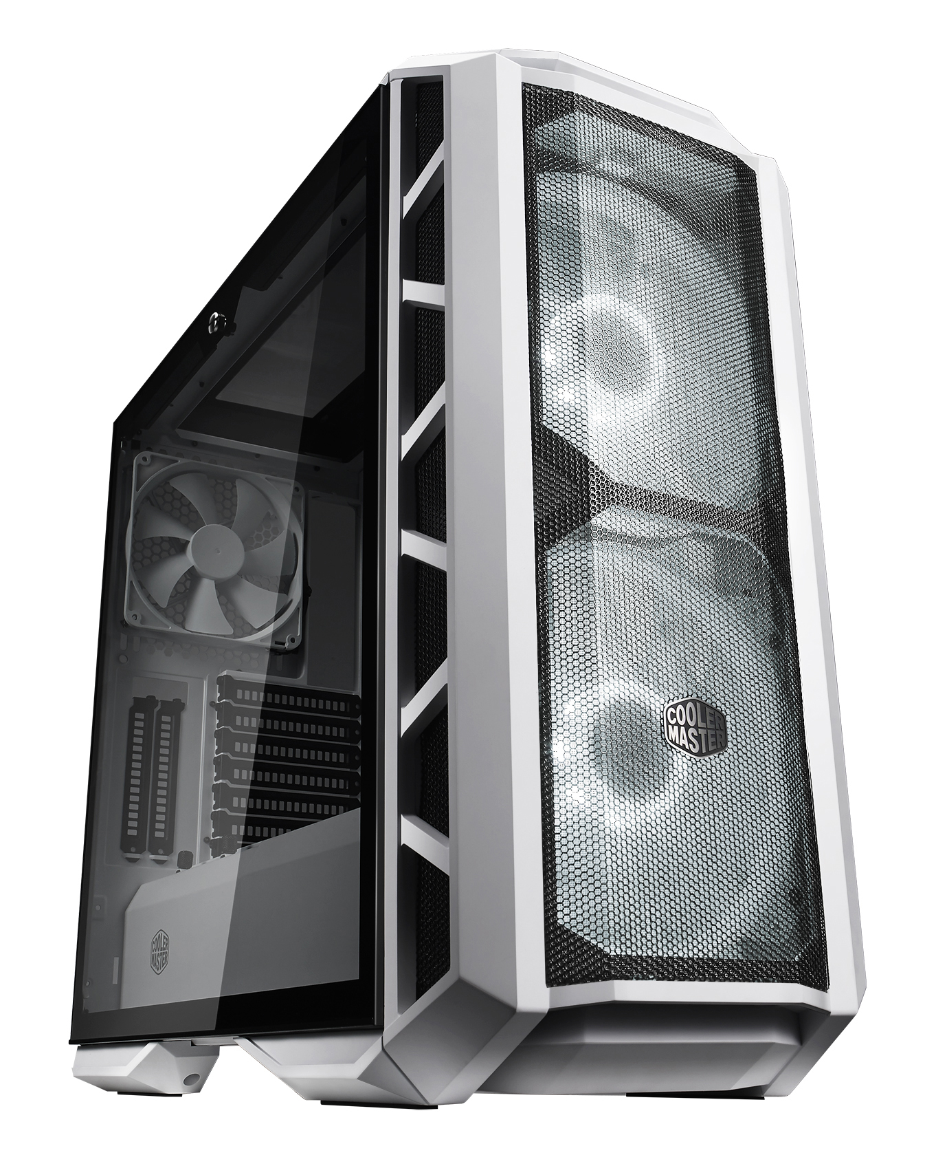 H500P MESH WHITE 45degree 02 light White