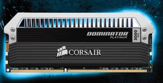 Corsair Dominator Platinum: RAM DDR3 a 3 GHz!