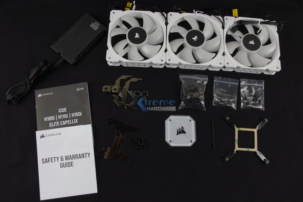 Corsair iCUE H150i Elite Capellix 6 65763
