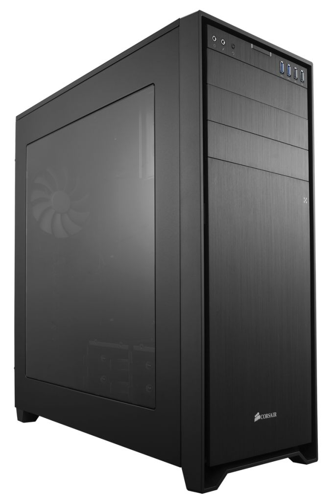 Il case Corsair Obsidian 750D è disponibile a 160 euro