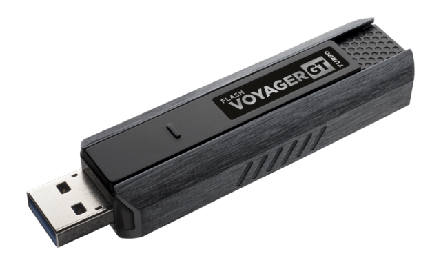 [CES 2013] Pendrive Corsair Flash Voyager GT Turbo ad alte prestazioni