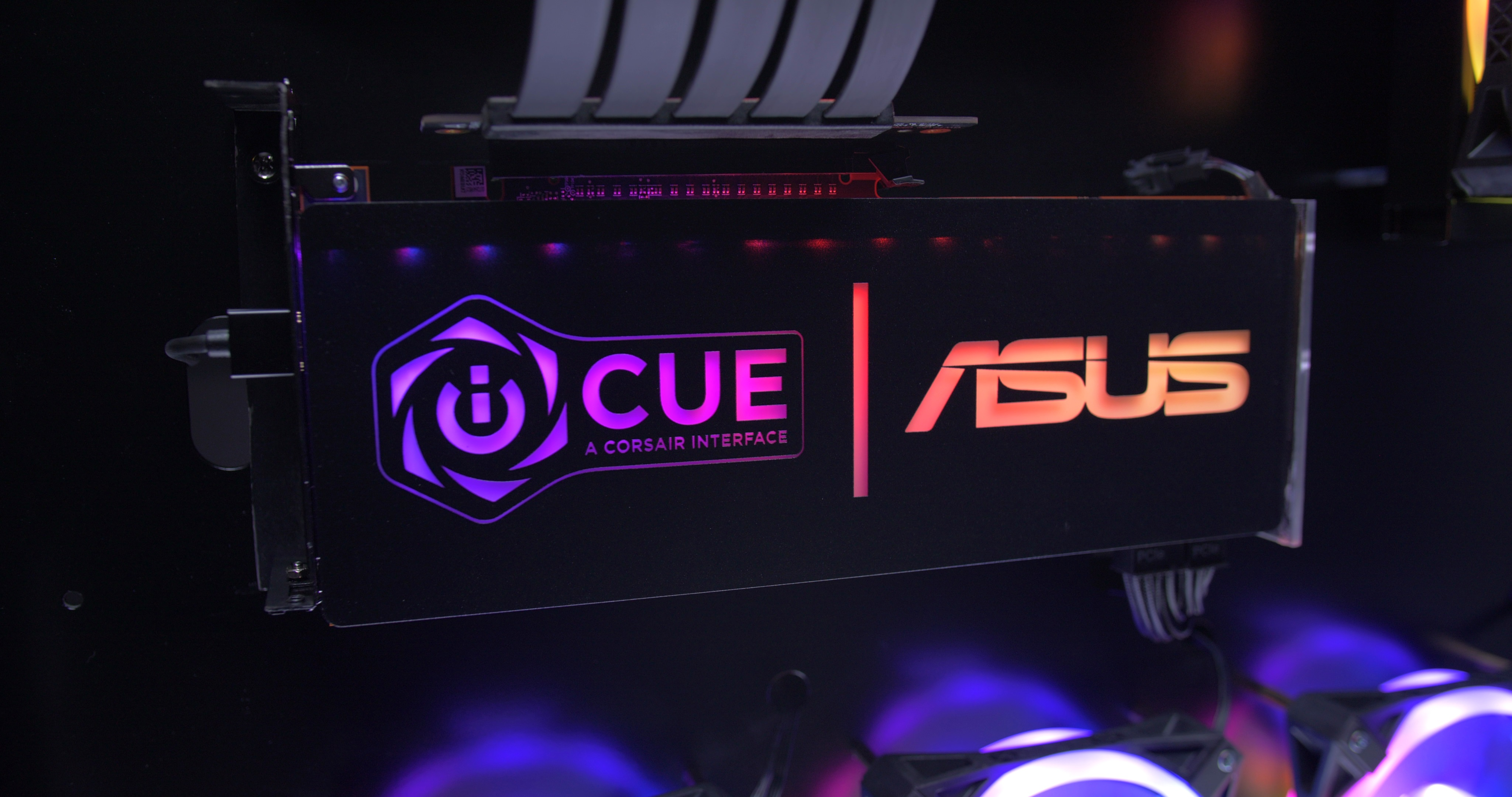 iCUE ASUS Motherboard Integration 2