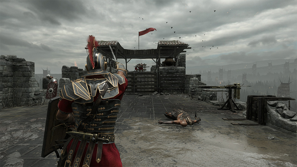 Ryse Son of Rome PC 02