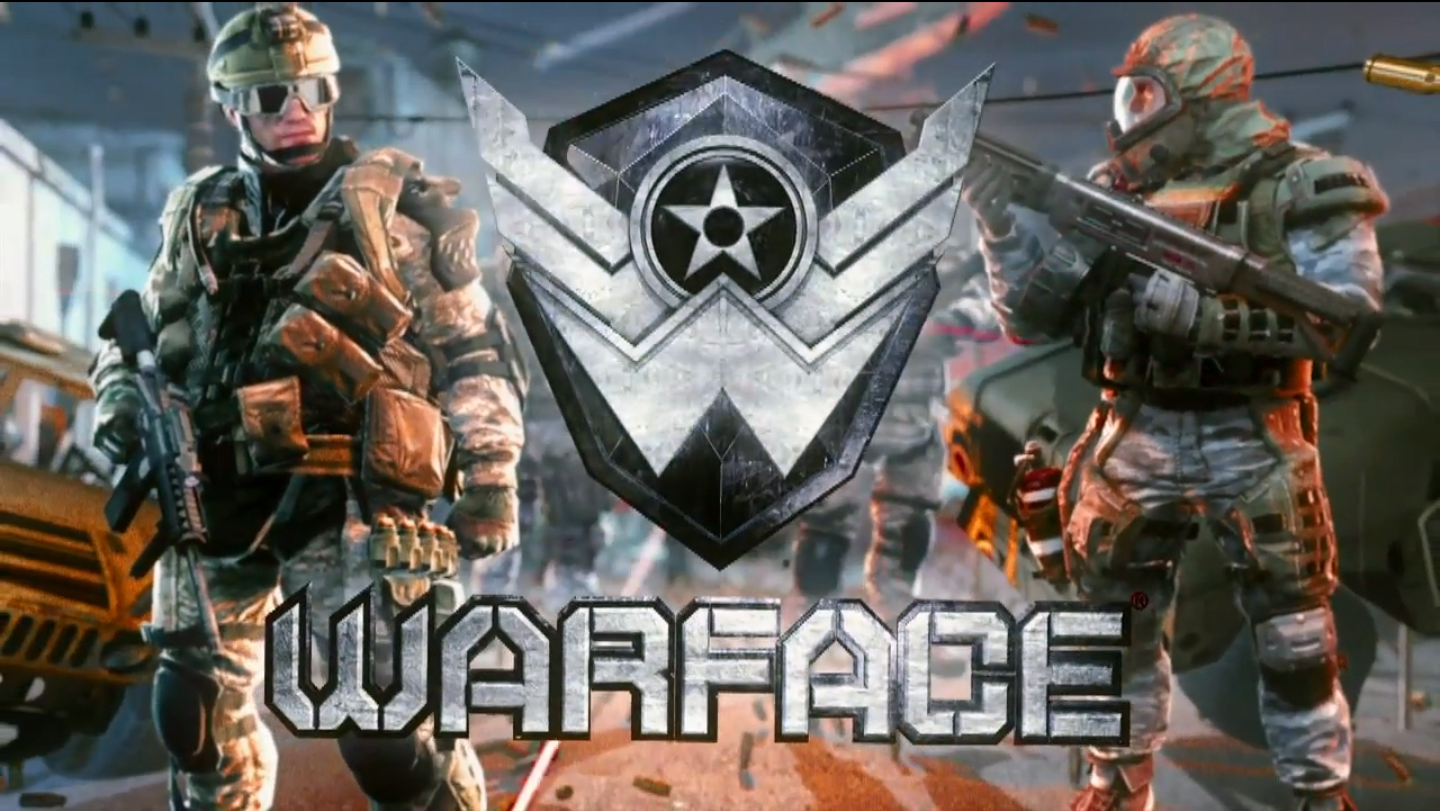 Warface-Crytek