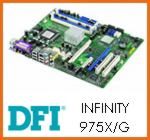Recensione DFI INFINITY 975X/G