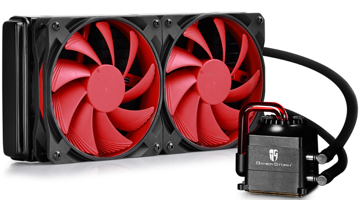 DEEPCOOL annuncia i nuovi AIO CAPTAIN da 120 e 240 mm