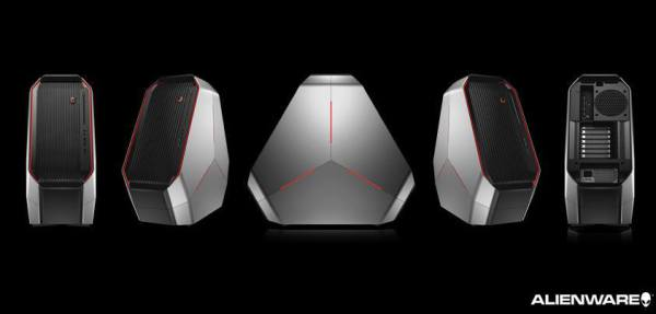 Alienware Area 51: il PC desktop futuristico di Dell
