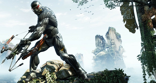 [E3 2012] Crysis 3: trailer ufficiale e gameplay