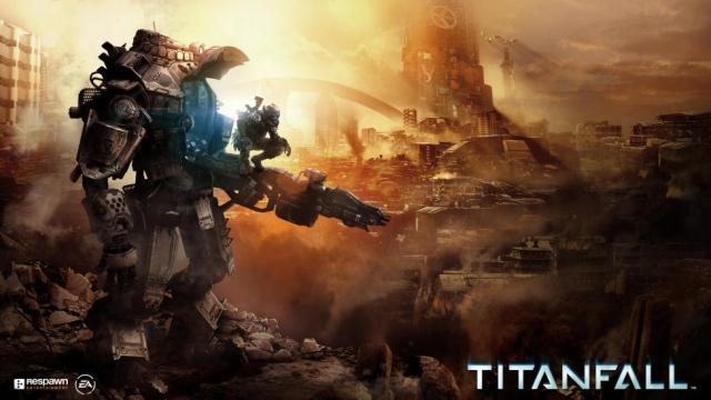 Titanfall wallpaper2560x1440