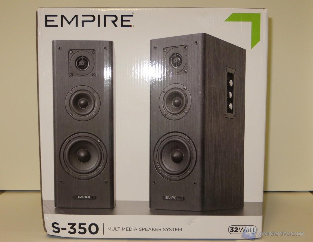 Empire S 350 Box 01