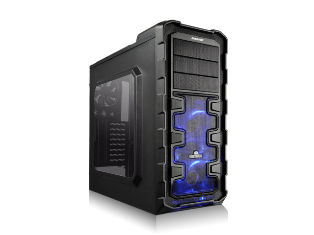 Enermax Ostrog GT; nuovo case mid tower finestrato