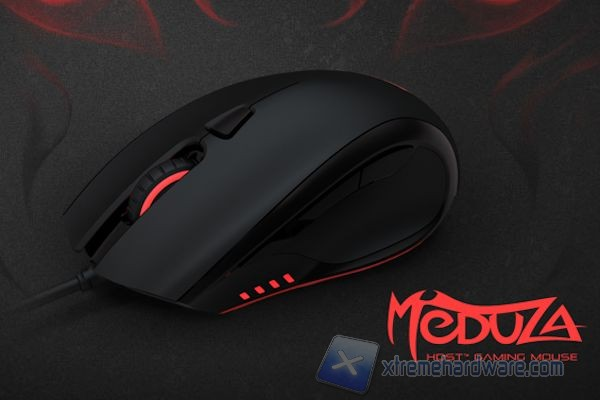 EpicGear Meduza gaming mouse, two are better than one