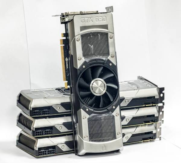 NVIDIA GeForce GTX 690 con clock a 1509 MHz!