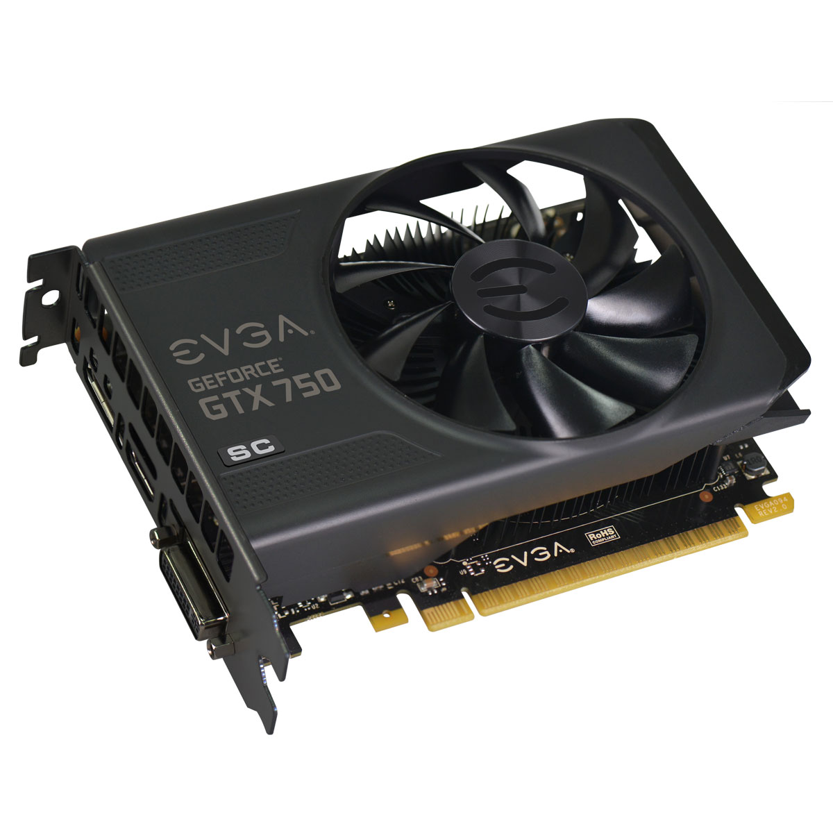 EVGA GTX 750 2GB Superclocked 01