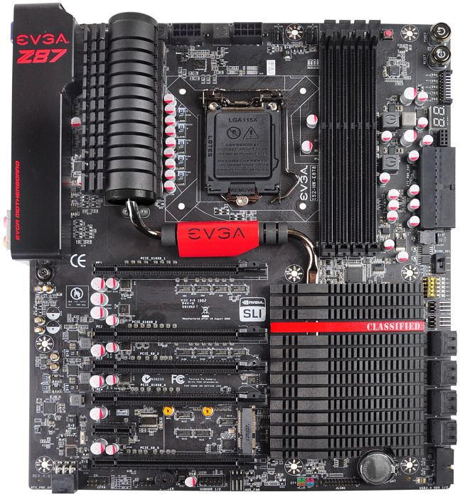 EVGA Z87 Classified 02