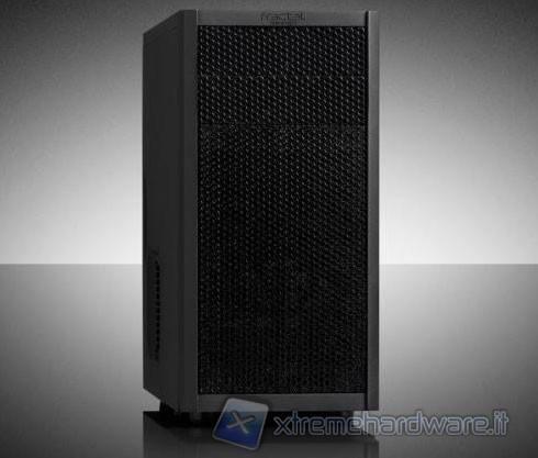 Fractal Design Core 1000, an elegant and inexpensive Micro-ATX case
