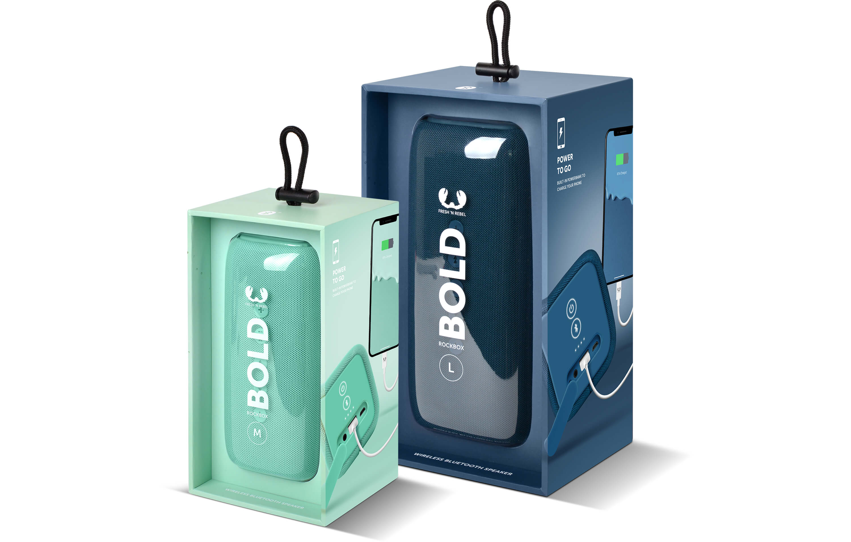 Fresh  n Rebel presenta lo speaker Bluetooth IPX7 dell estate bb5867ca74db