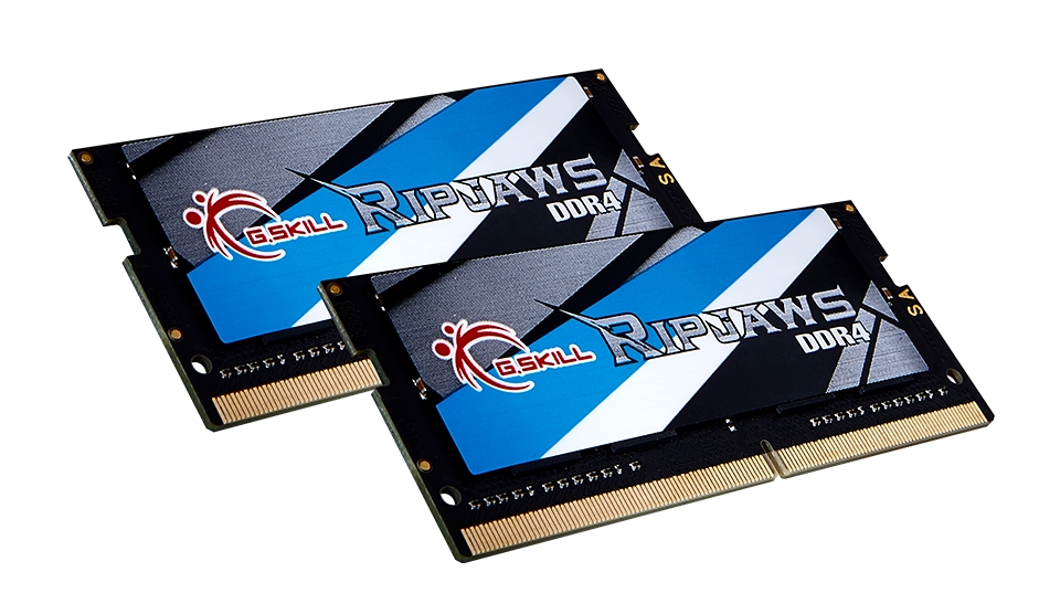 G.SKILL Ripjaws DDR4 3000MHz SO DIMM
