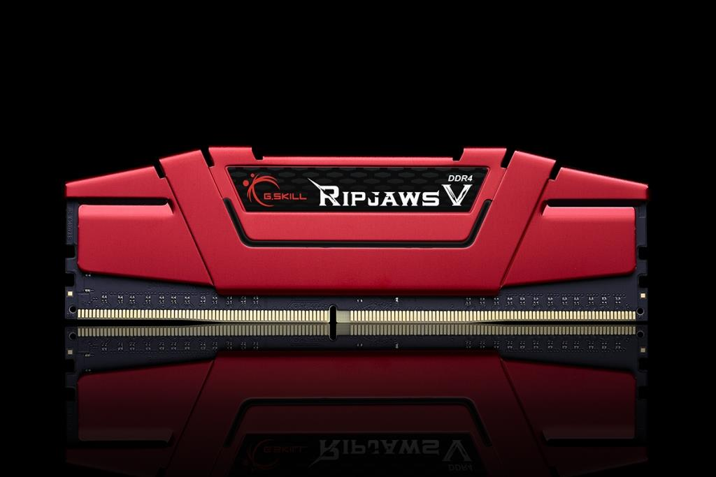 G.skill Ripjaws V DDR4 red