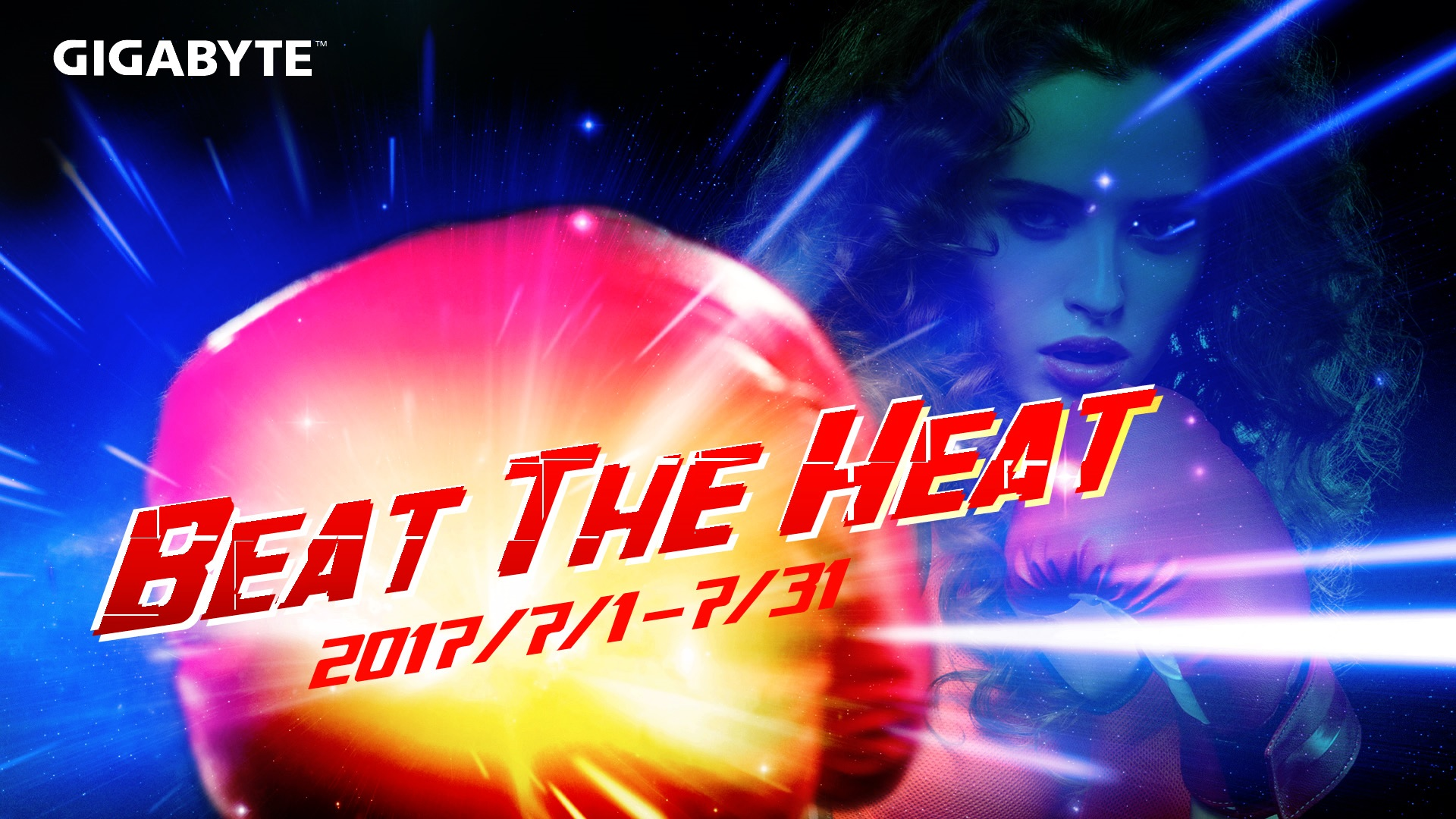 GIGABYTE annuncia il concorso di overclocking Beat The Heat