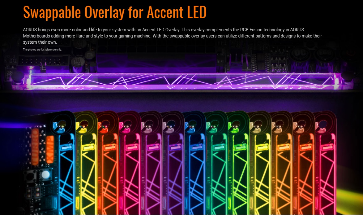 Accent LED