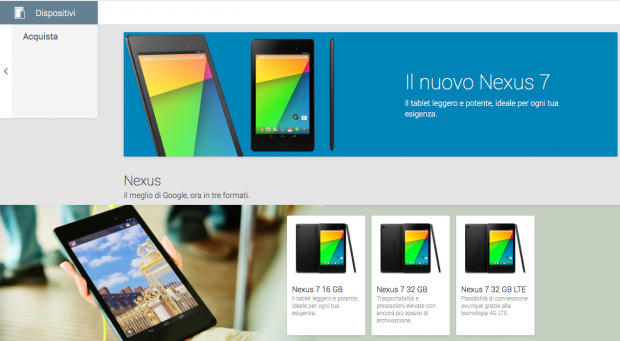 Google Play Devices