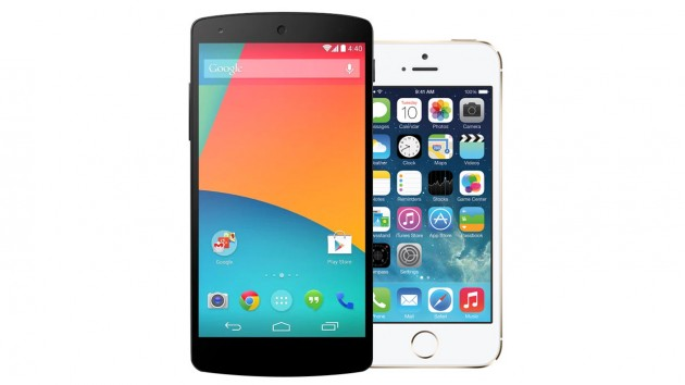 Nexus-5-vs-iPhone-5s-630x354