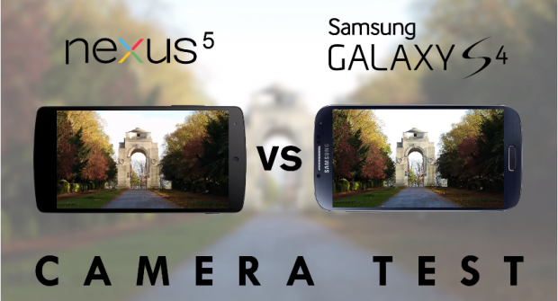 Nexus 5 vs Galaxy S4: primo confronto fotografico