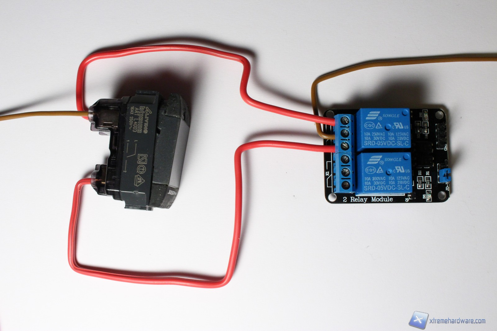 Schema Elettrico Lampada : Piccoli passi per una casa domotica con arduino controllo vocale