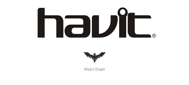 Havit Magic Eagle Logo Custome Xtremehardware
