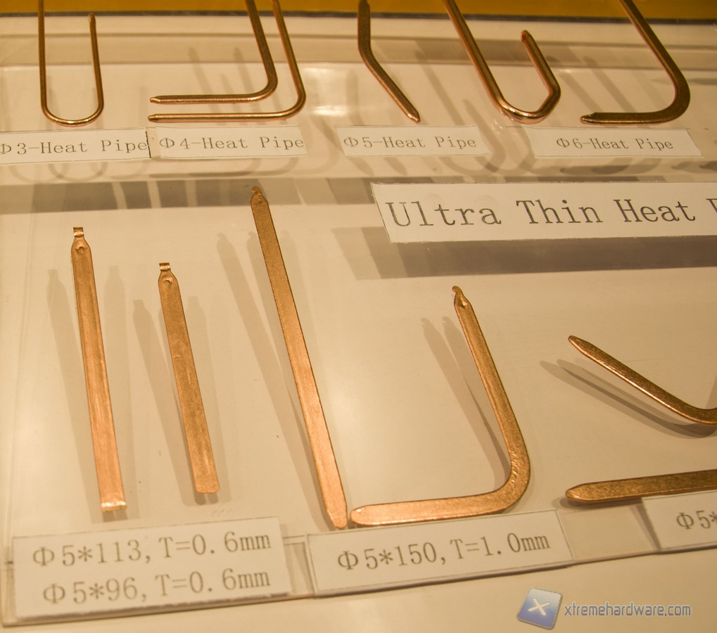 ULTRA THIN HEAT PIPE