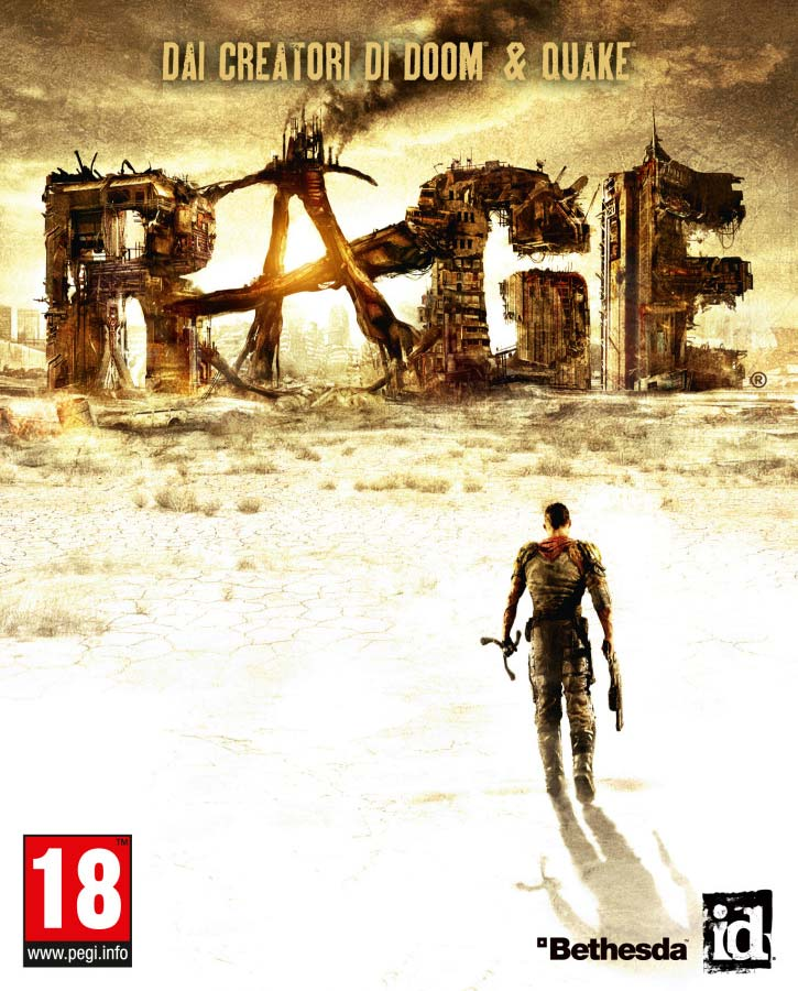 Rage, id software reinventa il First Person Shooter