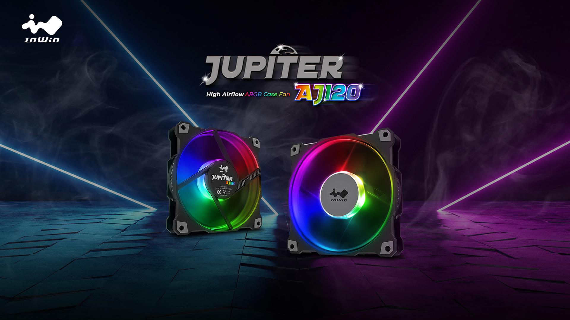 InWin Jupiter AJ120