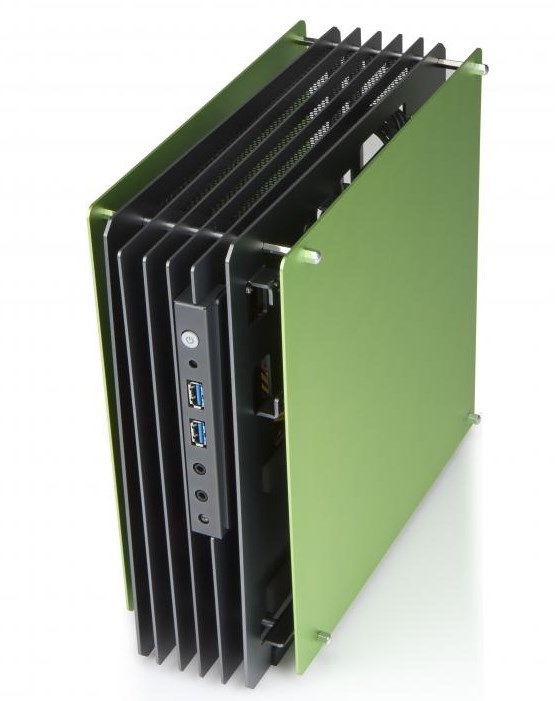 [CES 2013]In Win presenta il case H-Frame Mini in formato ITX