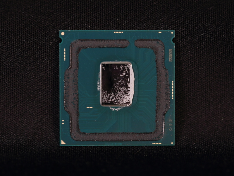 Intel i7-6700K Skylake TIM 03