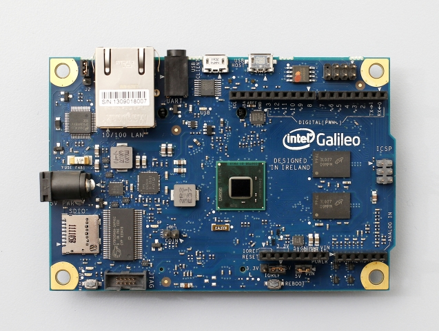 Intel Galileo_Board