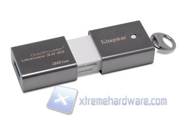 Kingston DataTraveler Ultimate 3.0 G3 32GB: velocità di classe