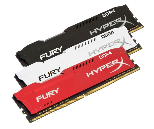 HyperX FURY DDR4 DIMM family1