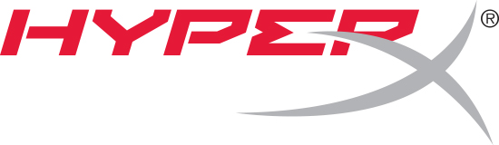HyperX Logo Full Color