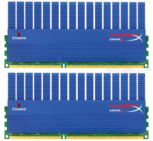 RAM Kingston HyperX Ti DDR3-2666 per Intel Ivy Bridge