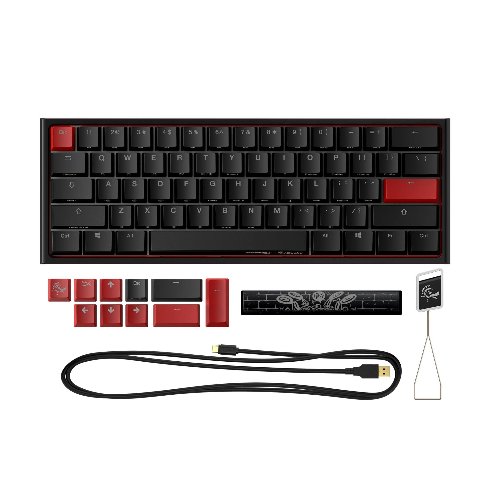 HyperX x Ducky One 2 Mini 3