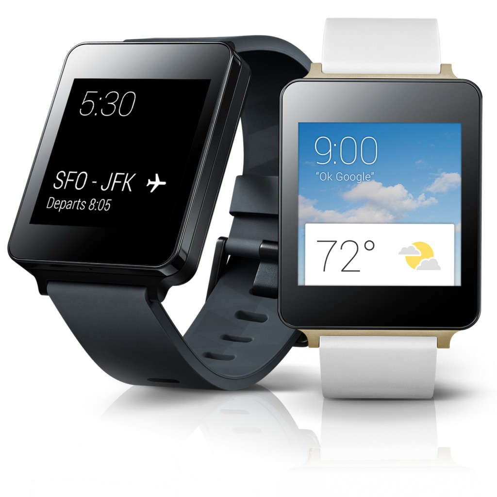 Da oggi disponibile lo smartwatch LG G Watch