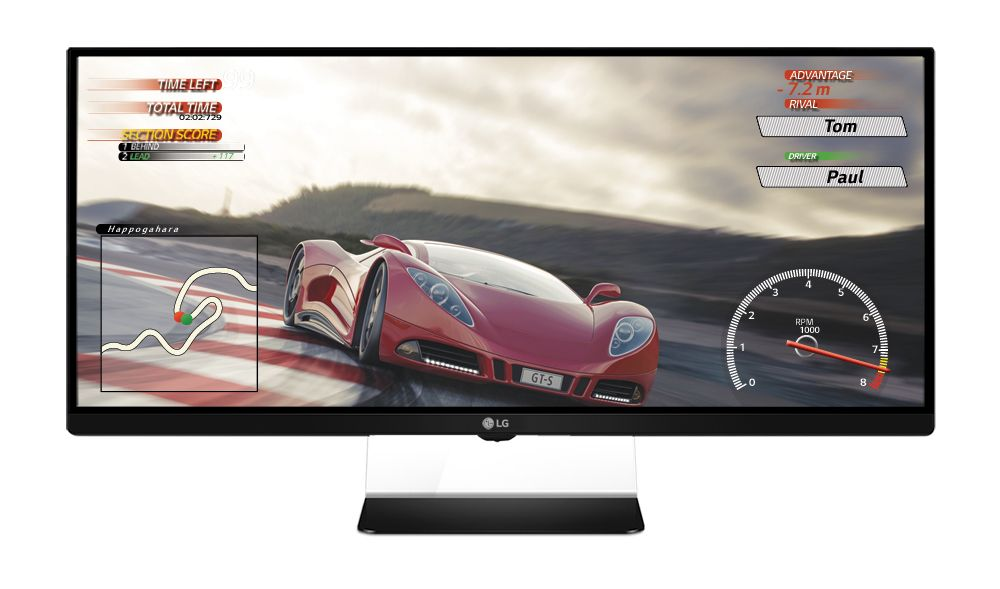 [CES 2015] Da LG il primo monitor gaming 21:9 con AMD FreeSync