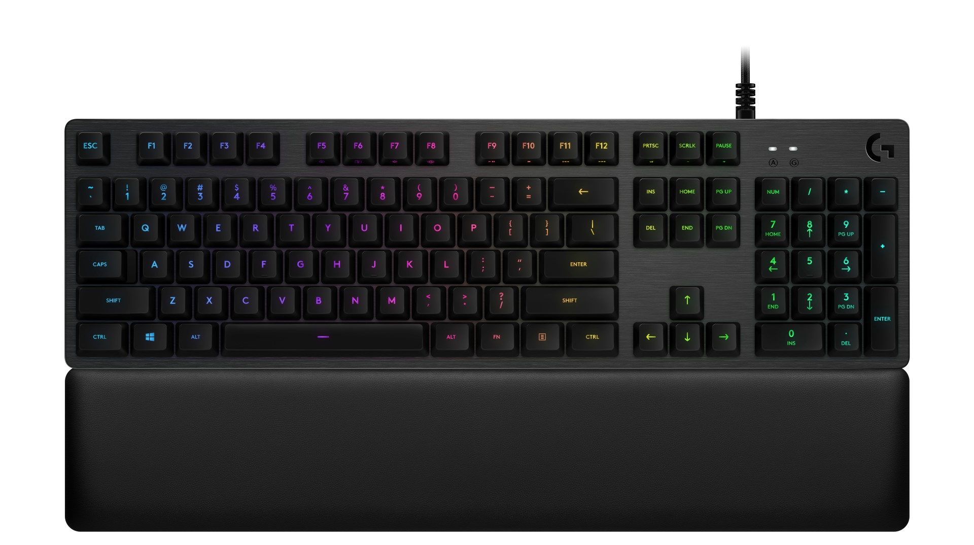 Logitech G513 Mechanical Gaming Keyboard Carbon 2