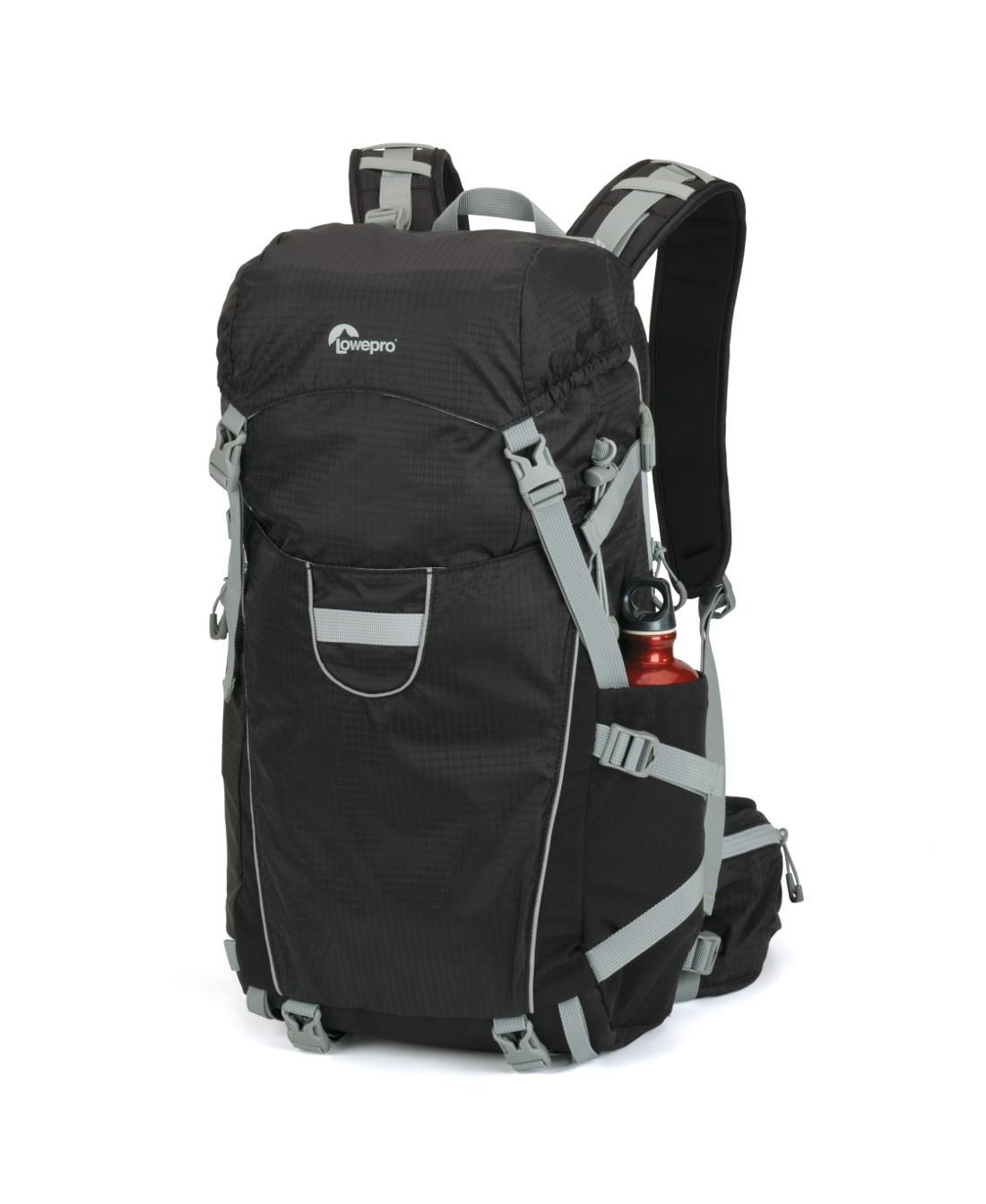Lowepro-PhotoSport200AW Bottle rid
